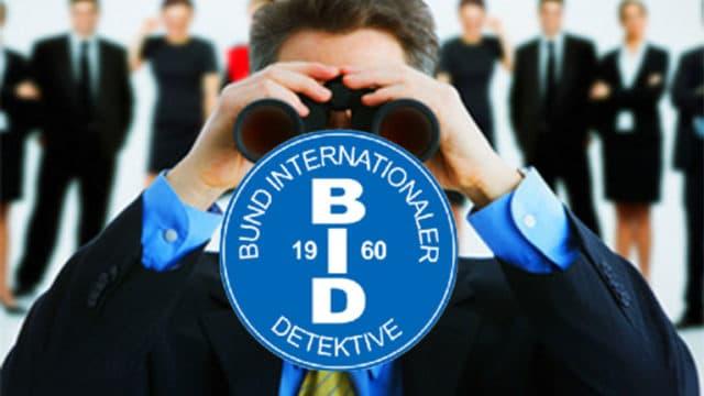 Mehrere Detektive des Bund Internationaler Detektive