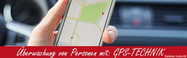 Ermittler erhält Positionsdaten von GPS-Tracker