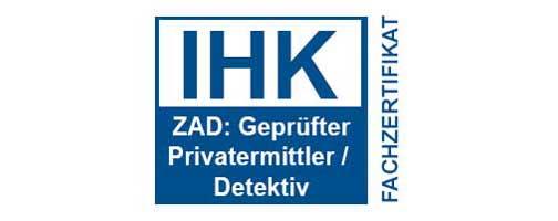 Logo IHK Zert